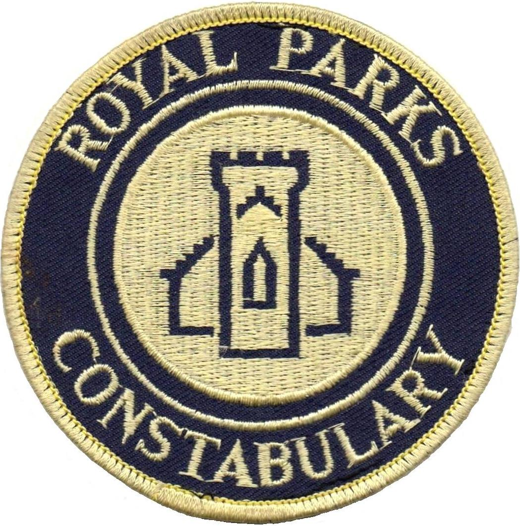 Royal Parks Constabulary patch