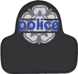 Northamptonshire Police Sample patch