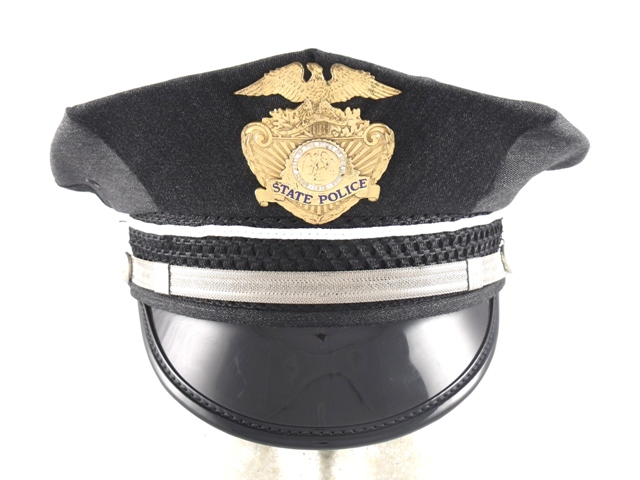 New Mexico State Police flat hat
