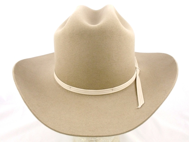 Texas DPS Highway Patrol western tan hat